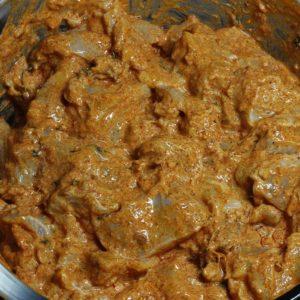 salsa portuguesa pollo